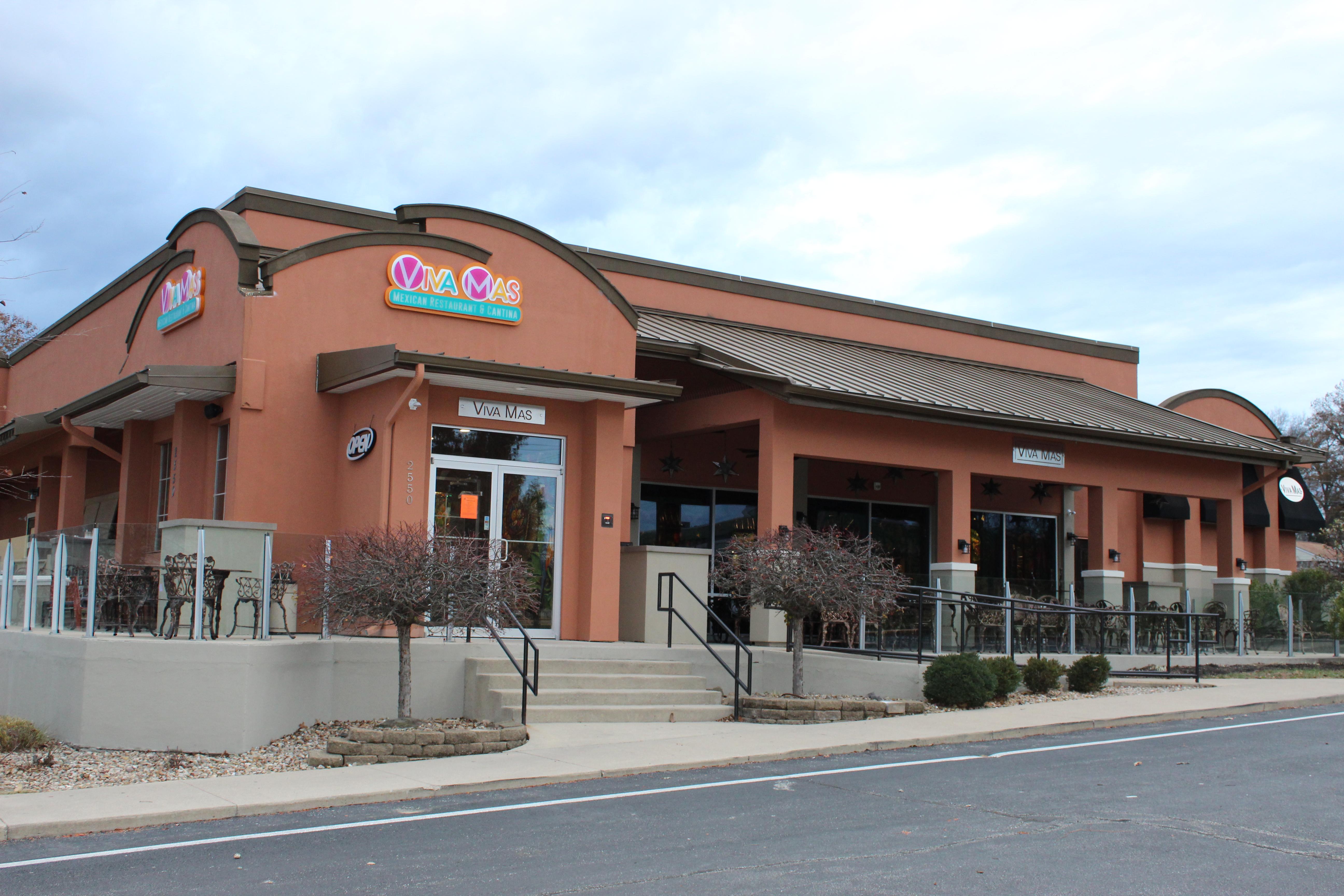 Home Viva Mas Mexican Restaurant